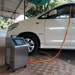 차 4 상점을%s 음이온을%s 가진 차 공기 정화기 오존 발전기