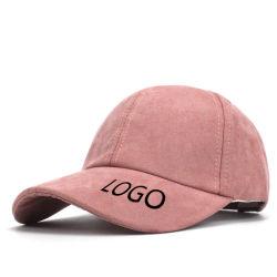 Broderie Baseball-Cap Vintage unisexe lavés affligés d'armure sergé Dad-Hat réglable