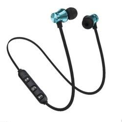 모든 지능적인 전화를 위한 무선 이어폰 자석 지능적인 입체 음향 헤드폰 방수 이어폰이 헤드폰에 의하여 Xt11
