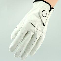 Cabretta Leder 2018 oder PU-materielle Golf-Handschuhe