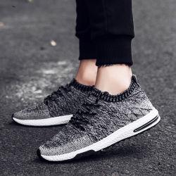 Lo sport Lace-up di marca dell'OEM calza le scarpe da tennis e le calzature casuali degli uomini