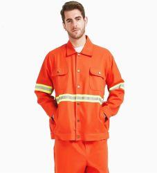 Reflectante de alta visibilidad ropa de seguridad mono de trabajo