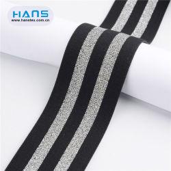 Nastro in gomma elastica di alta qualità per costumi da bagno Hans Best Selling