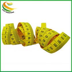 هدايا ترويجية بطاقة مخصصة ملونة قياس شريط قماشي مخصص