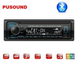 Één DIN Universal Car MP3 Player met de FM Bluetooth Va Display Multi Color van USB BR