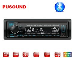 Va Pantalla LCD Control remoto universal DIN 1 coche reproductor de MP3 con USB SD Bluetooth FM