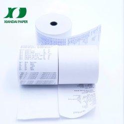 Rollo de papel térmico de impresión Offset de papel térmico de los mayoristas de papel