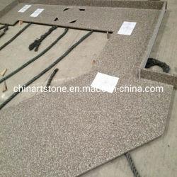 Chinesischer GranitG664 Brainbrook Countertop für Küche