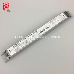 Balastro electrónico Esganar 110-277VAC/220-240 VAC 2x54/58W T5/T8 lastro fluorescente