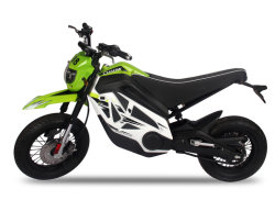 Sport unico di disegno che corre la bicicletta elettrica dei motocicli con il motore centrale 2500W per gli adulti