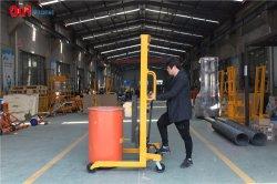 Dt400A hydraulisches Trommel-Heber-Ladeplatten-Öl-Trommel-Ablagefach