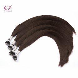 Capelli russi del Ponytail del Virgin estratti doppio Nano di estensione dei capelli dell'anello