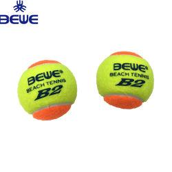 De midden OEM van de Kwaliteit Goedkope Bal van het Tennis van het Strand van de Prijs Acryl