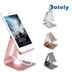 새로운 전화와 정제를 위한 보편적인 일반적인 알루미늄 셀룰라 전화 책상 대 홀더