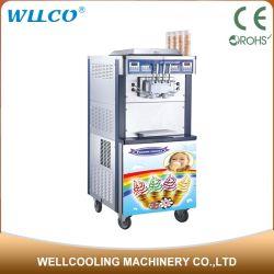De dubbele het Koelen Snelheid die van het Systeem de Bevroren Machine van de Yoghurt koelen