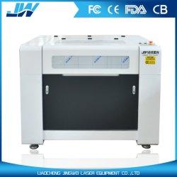 6090 integrierte bewegliche Laser-Ausschnitt-Stich-Scherblockengraver-Maschine