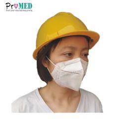 ISO13485 CE квалифицированных класс FFP1 класс FFP2 класс FFP3 N95 Спанбонд одноразовые пылезащитную маску без клапана