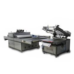 De automatische Machine van de Druk van het Scherm voor de Etiketten en de Stickers van het Zonnepaneel
