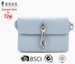 [شنس] 14 سنون مصنع مصمّم حقيبة زرقاء وحيد [شوولدر بغ لدي] [كلوتش بغ]