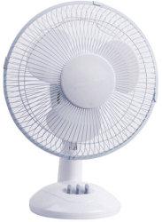 Portátil de 9 pulgadas de tabla del ventilador El ventilador Ventilador de mesa 2 Ajuste de velocidad (FT23)