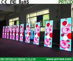 LED de Cores de P2.5 Ecrã de afixação de cartazes para Shopping Mall/Janela Publicidade