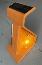 O novo corrimão de alta velocidade da luz de advertência de LED