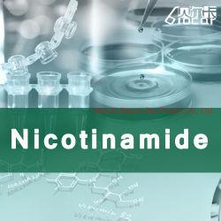 99.6% 높은 순수성 니코틴아미드 식품 첨가제 CAS: 98-92-0