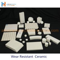 Промышленные Износостойкими гильзы с насечками подкладка высокой 92 глинозема керамические