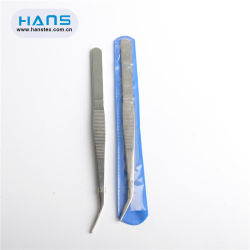 Hans Super Cheap Durable Medical Plastic Tweezer