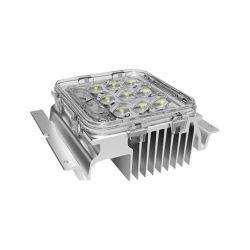 40 واط، مصباح LED الضوئي المدمج في الهواء الطلق والشارع الشمسي المتكامل، مع أشعة تحت الحمراء