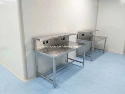 أثاث مختبرى من الفولاذ المقاوم للصدأ يعمل بنش نظيف غرفة (JH-SS005)