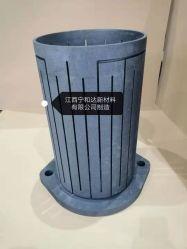 실리콘 크리스털 풀링 용융로 및 가열로를 위한 흑연 성분