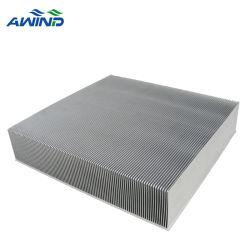 Большого размера с ЧПУ обрабатывающий алюминиевый радиатор радиатор