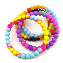 Le silicone Pearl Bracelet Bracelet bijoux créatifs