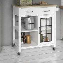 Американские дома стили 2 лоток 1 дверидинамического кухня с цельной древесины верхней части