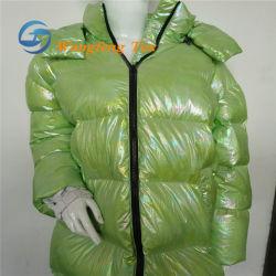 Polyester/bunte Nylonfolie gedrucktes Gewebe für Downjacket