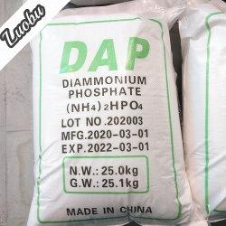 Tech grado alimentario fosfato diamonio DAP