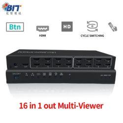 HDMI 다중 구경꾼 고해상 4K 16 그림