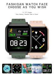 2020 Nouveau TW26-Y68 X3C D20 M5 M4 M3 Smart Watch pour Bluetooth 1,3 pouces de mesure de fréquence cardiaque Smart Watch Bracelet Sports sangle avec accessoire de téléphone