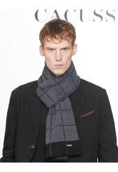 Commerce de gros Custom coton doux mélange foulard ordinaire2