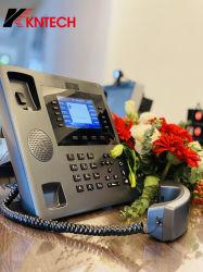 Telefone SIP VoIP do Sistema Desktop Telefone Comercial Telefone IP do escritório