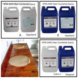 La resina epoxy para la Restauración Cocina Encimera de resina epoxi de recubrimiento