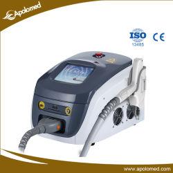 Q Commutateur médical ND Système de dépose de tatouage de laser YAG HS-220e