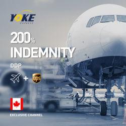Fba Amazon службы доставки от двери до двери международных воздушных грузовых тарифов Китая экспедитора в Канаде