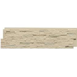 Pannelli in pietra impilati in poliuretano Faux fabbrica a prezzo basso