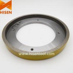 Ancora 기계를 위한 바퀴를 네모로 하는 300X12X22mm 다이아몬드 젖은 금속
