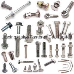 Edelstahl / Carbon Steel Standard / Non-Standard / Kundenspezifische Bolt Connector Auto Parts Befestigungselement