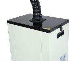 Filtro dal vapore del laser dell'Puro-Aria PA-500TS-IQ per il piccolo metallo della marcatura del laser della fibra