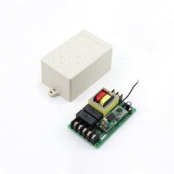 Transmissor de 433 MHz OEM Kebidu Vídeo Controle Remoto de Garagem Universal Kl-K211