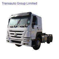 Sinotrak HOWO A7 トレーラーヘッド 10 ウィーラー使用済みまたは新規 トラクター / けん引トラクターヘッド / トラック